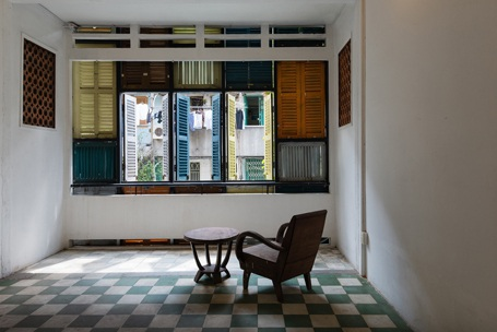 Những ngôi nhà Việt được giới thiệu trên tạp chí kiến trúc quốc tế - 6