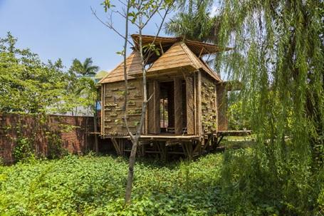 Những ngôi nhà Việt được giới thiệu trên tạp chí kiến trúc quốc tế - 8