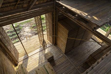 Những ngôi nhà Việt được giới thiệu trên tạp chí kiến trúc quốc tế - 9