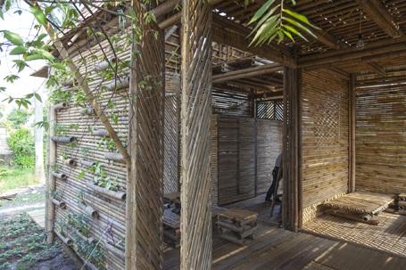 Những ngôi nhà Việt được giới thiệu trên tạp chí kiến trúc quốc tế - 12
