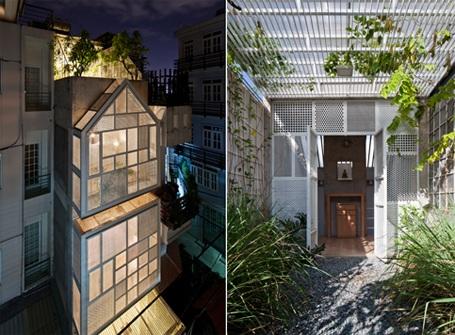 Những ngôi nhà Việt được giới thiệu trên tạp chí kiến trúc quốc tế - 13