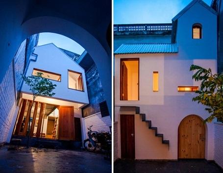 Những ngôi nhà Việt được giới thiệu trên tạp chí kiến trúc quốc tế - 16