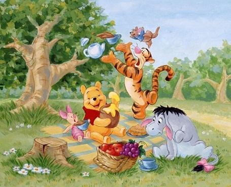 Gặp lại gấu Pooh và những người bạn ngoài đời thực - 1