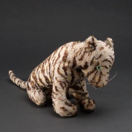 Nguyên mẫu của hổ Tigger.