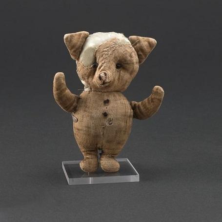 Nguyên mẫu của lợn Piglet.
