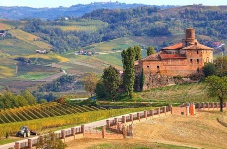 """Piedmont, Ý: Mùa thu là mùa thu hoạch nông sản, tìm đến một vùng trồng nho sẽ là một lựa chọn hoàn hảo để chiêm ngưỡng cảnh vật và tìm hiểu về văn hóa rượu nho. Địa danh được đề xuất ở đây là miền quê xinh đẹp Piedmont của nước Ý, nơi những vườn nho đang vào vụ thu hoạch để chuẩn bị cho ra thứ vang đỏ được coi là """"ông vua của các loại vang"""". Mùa thu là mùa lễ hội ở Piedmont, trong đó phải kể tới hội chợ nấm truýp quốc tế - nơi có những cây nấm còn quý hơn vàng, theo đúng nghĩa đen, và nhiều lễ hội rượu vang khác nữa."""