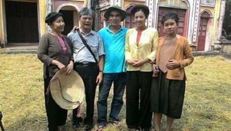 Lưu Trọng Ninh, Nhà văn Dương Hướng - tác giả tiểu thuyết Bến không chồng và các diễn viên