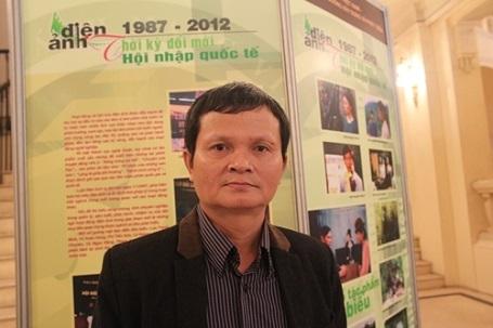 Đạo diễn Nguyễn Thanh Vân.