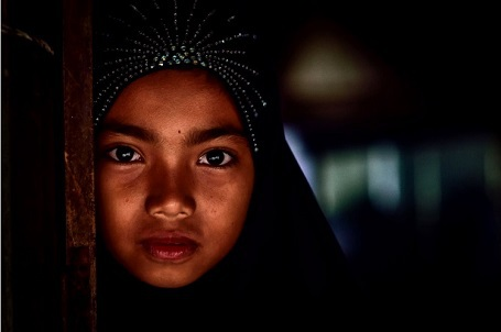 Cô gái người Chăm - Chaiyot Chanyam