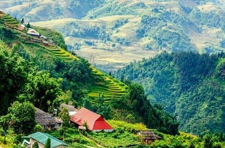 Những tầng xanh ở Sa Pa - Eustaquio Santimano