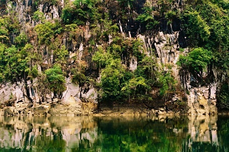 Hồ Ba Bể - Hannah Garrett