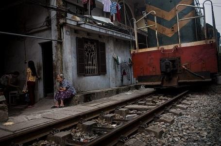 Đường tàu ở Hà Nội - M. Stetson