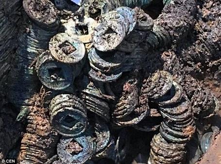Giá trị của số tiền đồng này vào khoảng 158.000 đô la nhưng với niên đại hơn 2.000 năm, số tiền xu này còn đáng giá hơn thế nhiều.