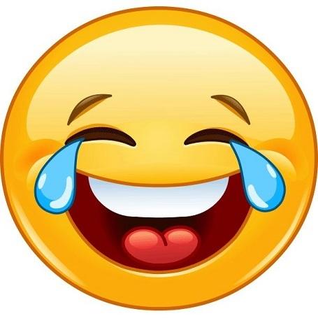 """Biểu tượng cảm xúc """"cười ra nước mắt"""" được sử dụng rất phổ biến trong năm qua và là emoji được người dùng Internet """"cưng"""" nhất. Tuy vậy, biểu tượng này sẽ không được đưa vào cuốn từ điển uy tín nhất thế giới, đơn giản bởi đây không phải là… một từ."""