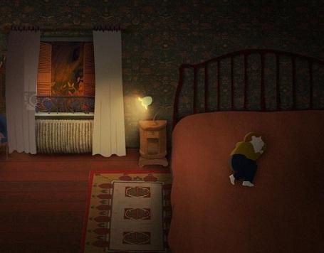 Cảnh trong phim hoạt hình My Home