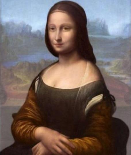 """Tìm thấy 3 bức chân dung nằm ẩn trong bức """"Nàng Mona Lisa"""" - 5"""