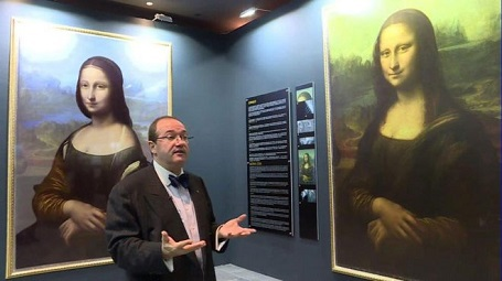 Kỹ sư Pascal Cotte