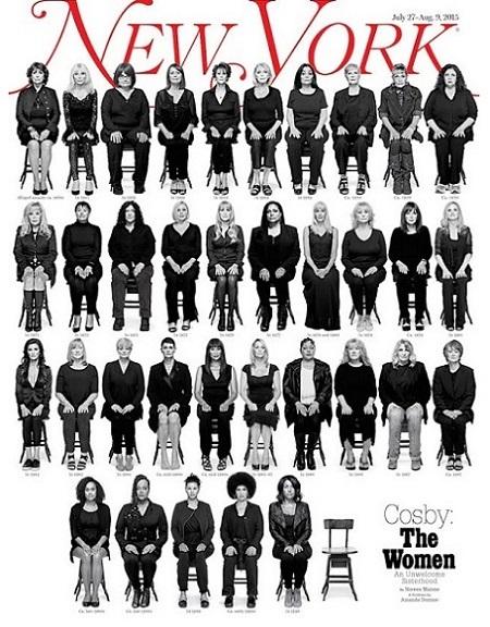 Tạp chí New York. Số ra ngày 27/7 - 9/8. Ảnh: Amanda Demme.