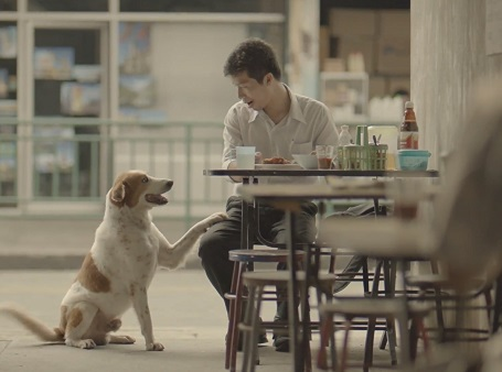 Hình ảnh trong phim quảng cáo của đạo diễn Thanonchai Sornsriwichai