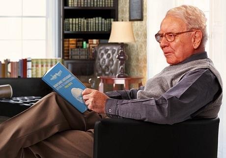 Tỉ phú Warren Buffett