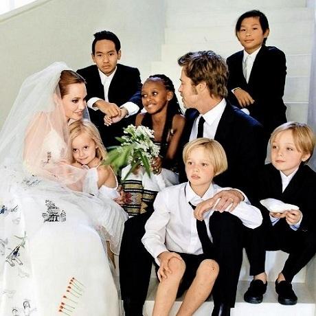 Thông tin mới nhất việc Angelina Jolie và Brad Pitt nhận thêm con nuôi - 2
