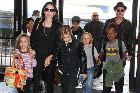 Thông tin mới nhất việc Angelina Jolie và Brad Pitt nhận thêm con nuôi - 3