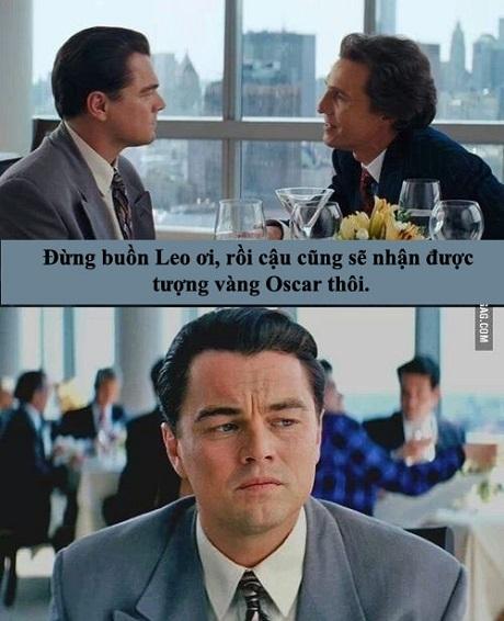 Leonardo đừng đánh mất hy vọng!