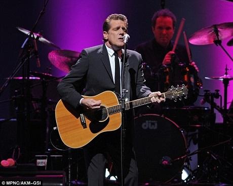 Glenn Frey năm 2009