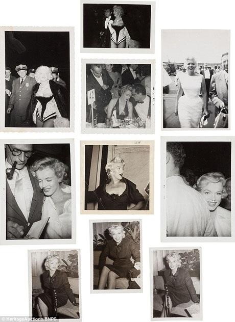 Những bức ảnh đen trắng được chụp bởi James Collins tại thành phố New York trong khoảng thời gian từ 1955-1957.