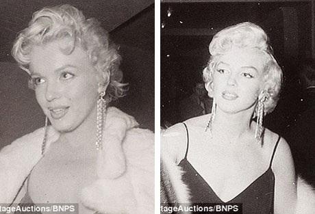 Marilyn là nữ diễn viên điện ảnh chụp nhiều ảnh nhất. Cô luôn xuất hiện đẹp tự nhiên trong các bức ảnh và luôn thoải mái trước ống kính.