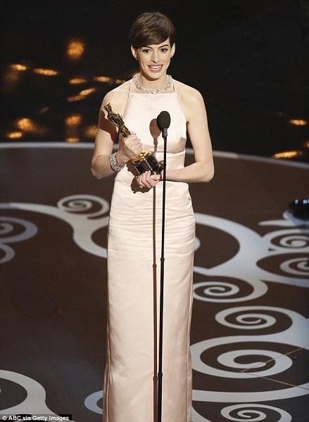 """Ban tổ chức lễ trao giải Oscar đã quyết định sẽ đưa ra một số quy định mới cho lễ trao giải sắp diễn ra trong tháng 2 này, họ sẽ không cho phép những người lên nhận giải được """"liệt kê dài dòng"""" tên những người họ muốn cảm ơn nữa."""