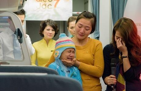 """Rơi nước mắt cùng """"Chuyến bay của Linh"""" - 8"""