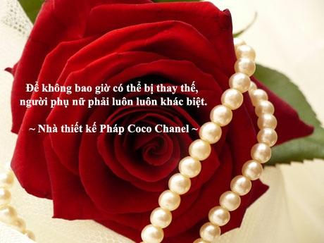 Những câu nói hay nhất cho ngày Quốc tế Phụ nữ - 23