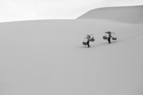 Ảnh chụp ở đồi cát Mũi Né.