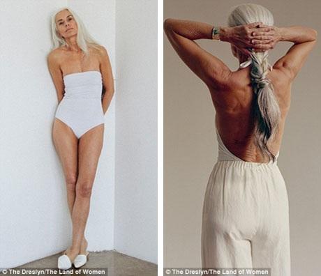 Bà Rossi được lựa chọn làm gương mặt đại diện cho chiến dịch quảng cáo áo bơi này là bởi bà tạo dựng được hình ảnh về một vẻ đẹp bền vững song hành cùng với thời gian, đặc biệt vẻ đẹp của bà thể hiện sự khỏe mạnh và đầy sức sống bất kể tuổi tác.