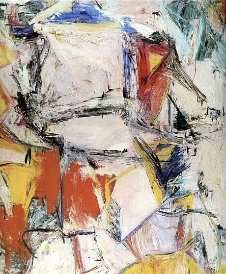 """Bức """"Interchanged"""" của họa sĩ người Mỹ Willem de Kooning có giá 300 triệu đô la (6666 tỉ đồng)."""