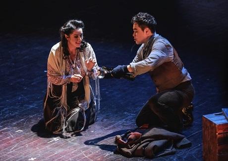 """""""La Bohème"""" khiến khán giả Thủ đô thổn thức cùng câu chuyện tình yêu - 1"""