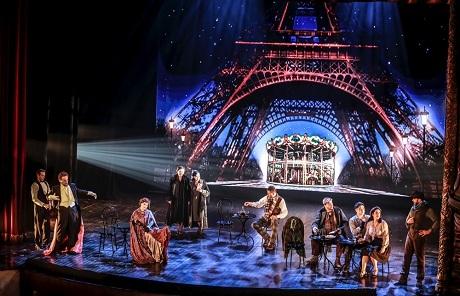 """""""La Bohème"""" khiến khán giả Thủ đô thổn thức cùng câu chuyện tình yêu - 2"""