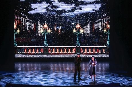 """""""La Bohème"""" khiến khán giả Thủ đô thổn thức cùng câu chuyện tình yêu - 3"""