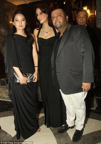 Hoàng hậu Pema xuất hiện ấn tượng tại Tuần lễ Thời trang Delhi (Ấn Độ) hồi năm 2012.