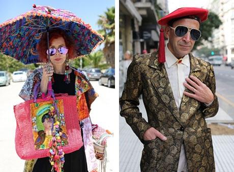 """Những cụ già """"rực rỡ"""" với thời trang khiến tuổi tác chỉ là… con số - 21"""