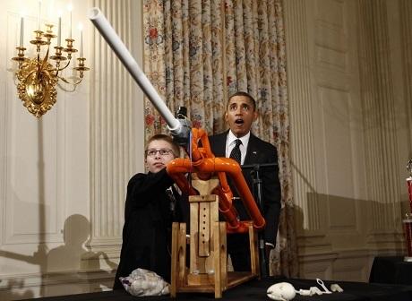 Tổng thống Obama trở thành biểu tượng văn hóa đại chúng Mỹ như thế nào? - 9