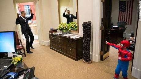 Tổng thống Obama trở thành biểu tượng văn hóa đại chúng Mỹ như thế nào? - 12