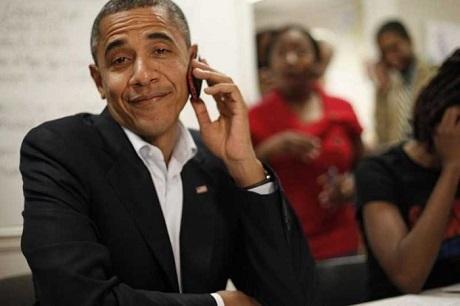 Bài học thành công của ông Obama dành cho bạn trẻ - 6