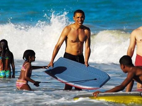 Bài học thành công của ông Obama dành cho bạn trẻ - 7