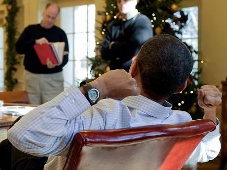 Bài học thành công của ông Obama dành cho bạn trẻ - 9