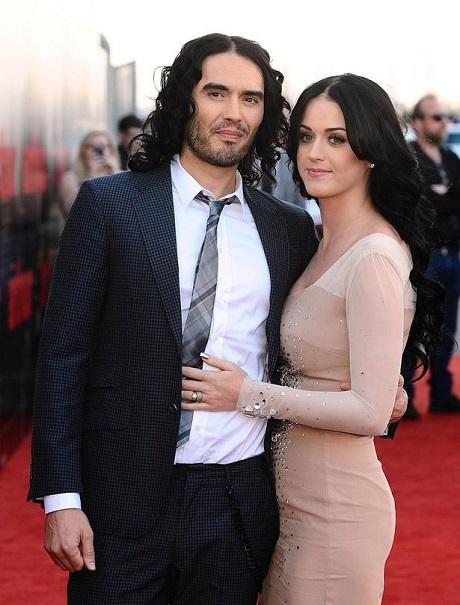 Nữ ca sĩ Katy Perry nói về cuộc hôn nhân tan vỡ với nam diễn viên hài Russell Brand: