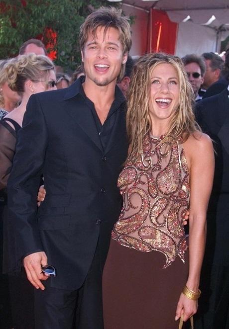 Nữ diễn viên Jennifer Aniston nói về cuộc ly hôn với nam diễn viên Brad Pitt: