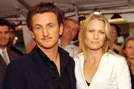 Nữ diễn viên Robin Wright nói về cuộc ly hôn với nam diễn viên Sean Penn: