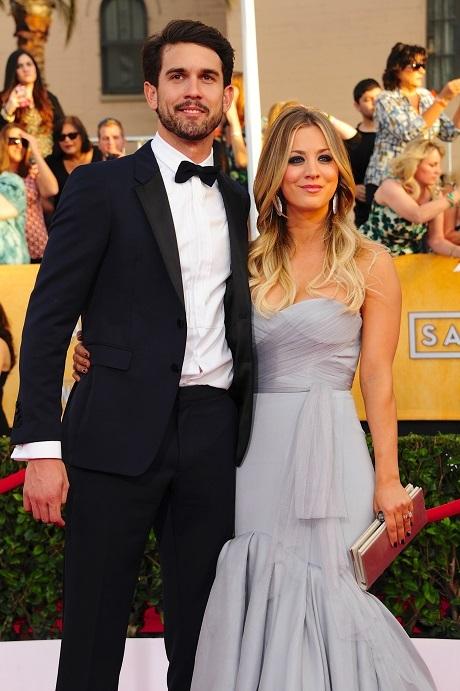 Nữ diễn viên Kaley Cuoco chia sẻ sau khi ly hôn với cựu vận động viên quần vợt Ryan Sweeting.